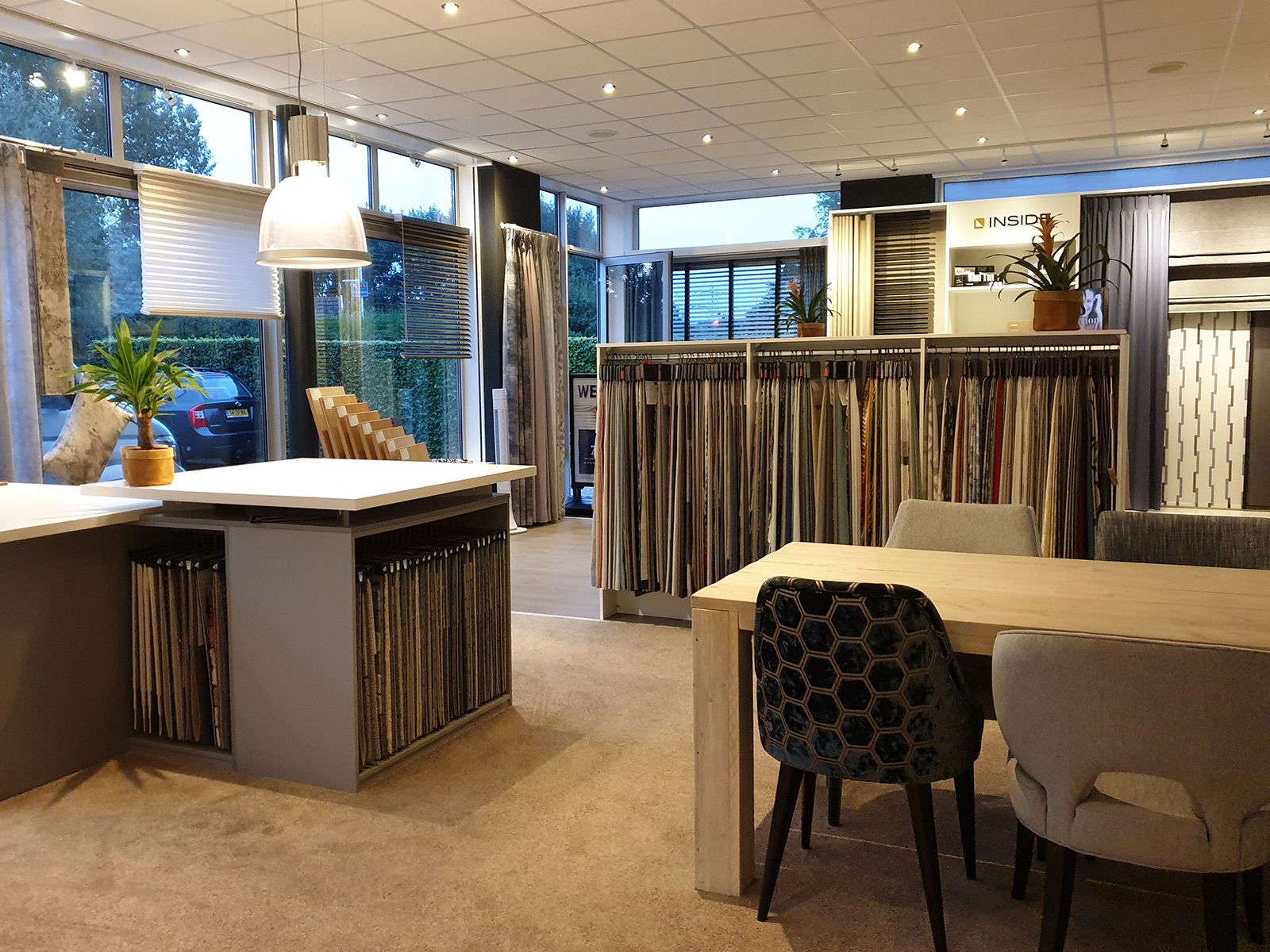 Showroom Woonsfeer Zoetman