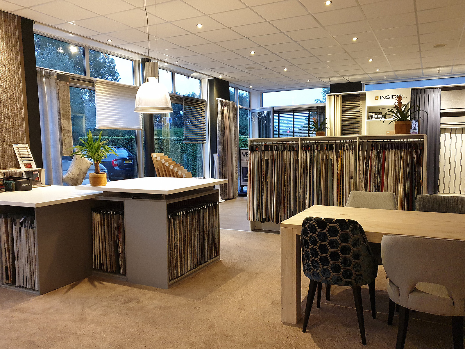 Woninginrichting Woonsfeer Zoeteman showroom